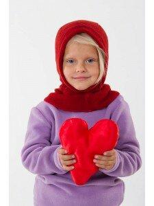 Шлемы тёплые детские