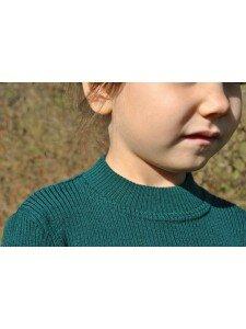 Термокофточка из шерсти мериноса (4-6 лет)