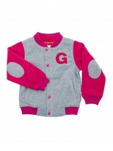 Флисовая куртка Geggamoja