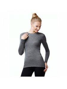 Женская футболка из мягкой 100% шерсти Norveg Soft
