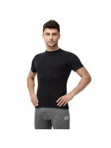 Мужская футболка с коротким рукавом из нежной шерсти Norveg Soft